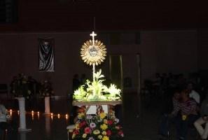 Concluye el encuentro matrimonial en la parroquia de San Pío X.