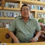 """Nos congratulamos con el Pbro. Eduardo Contreras por asumir la rectoría del """"Expiatorio""""."""