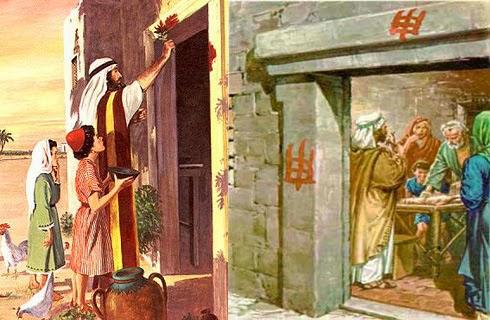 Resultado de imagem para Exodo 12,1-14