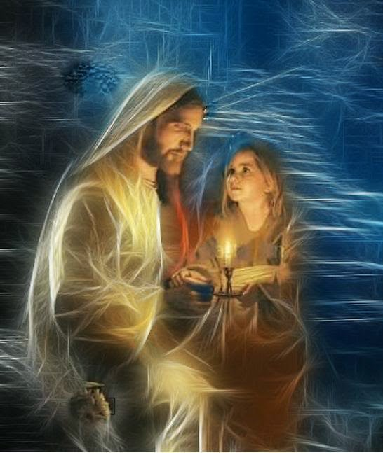 jesus-con-una-niña-2