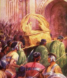 Resultado de imagen para libro de Samuel 4, 1b-11
