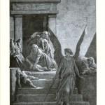 plagas de egipto primogenitos y angel
