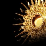 "La  Eucaristía ""Santifica las pasiones"""