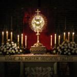 La  Eucaristía, Santifica las pasiones