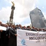 La corrupción ya no tiene cabida en México.