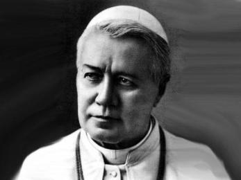 Pío-X-papa