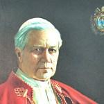 """San Pío X """"separación de la Iglesia y el Estado"""""""
