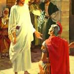 Evangelio San Mateo 8,5-11. Lunes 28 de Noviembre de 2016.