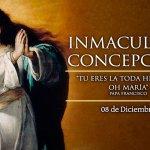 Salmo 97 (98),1-4. Jueves 8 de Diciembre de 2016. Solemnidad de LA INMACULADA CONCEPCIÓN DE LA VIRGEN MARÍA.