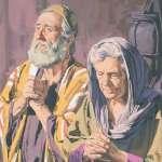 Evangelio San Lucas 1,67-79. Sábado 24 de Diciembre de 2016. Misa del día.