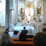 """""""Y lo adoraron"""" Mt 2, 11. Hora santa Nacional en México."""