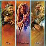 De la carta a los Hebreos 11,1-7. Sábado 18 de Febrero de 2017. LA VIRGEN MARÍA, SALUD DE LOS ENFERMOS.
