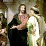 Evangelio San Marcos 10,17-27. Lunes 27 de Febrero de 2017. Misa por el Papa.