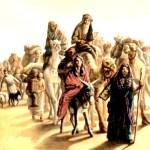 1a lect del libro del Génesis 12,1-4. Domingo 12 de Marzo de 2017.