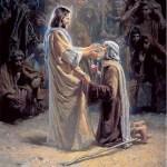 La nueva visión de un ex ciego tras Jesús. Jn 9 1. 6-9. 13-17. 34-38.
