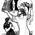 El Dominical: Reflexion sobre el santo evangelio según san Juan (11,3-7.17.20-27.33b-45):