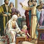 1a lect del libro de los Hechos de los Apóstoles 2,42-47. Domingo 23 de Abril de 2017.