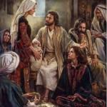 Evangelio San Juan 12,1-11. Lunes 10 de Abril de 2017. LUNES SANTO.