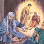 Del libro del Profeta Isaías 49,1-6. Martes 11 de Abril de 2017. MARTES SANTO.