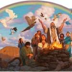 Salmo 77 (78), .- Miércoles 3 de Mayo de 2017. La Exaltación de la Santa Cruz.