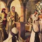 Del libro de los Hechos de los Apóstoles 15,7-21. Jueves 18 de mayo de 2017.