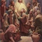 Evangelio San Juan 14,21-26. Lunes 15 de Mayo de 2017.