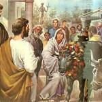 Del libro de los Hechos de los Apóstoles  14,5-18. Lunes 15 de Mayo de 2017.