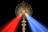 No se puede tapar el sol con un dedo, cuerpo y sangre de Cristo Jn 6, 51-58. Audio