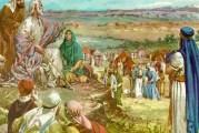 De la Carta a los Hebreos 3,7-14. Jueves 14 de Enero de 2021. Misa Votiva de la Sagrada Eucaristía.