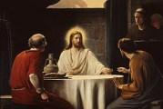 Evangelio San Lucas 24,13-35. Miércoles 7 de Abril de 2021.