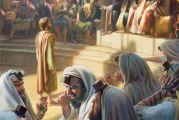 Del libro de los Hechos de los Apóstoles 6,8-15. Lunes 19 de Abril de 2021.