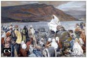 Evangelio San Juan 6,22-29. Lunes 19 de Abril de 2021.