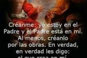 Evangelio San Juan 14,7-14. Sábado 1 de Mayo de 2021. SAN JOSÉ OBRERO.