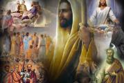 De la 1a carta del Apóstol San Pablo a los Corintios 15,1-8. Martes 4 de Mayo de 2021.-Fiesta de los Santos Felipe y Santiago, Apóstoles.