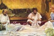 Del libro de los Hechos de los Apóstoles 18,1-8. Jueves 13 de Mayo de 2021. Nuestra Señora de Fátima.