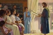 2a lect de la 2a carta del Apóstol San Pablo a los Corintios 5,6-10. Domingo 13 de Junio de 2021.