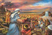 Del libro del Éxodo 24,3-8. Sábado 24 de Julio de 2021.  Misa de Santa María Virgen.