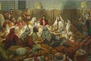 Evangelio San Lucas 8, 1-3. Viernes 17 de Septiembre de 2021. Misa por los Cristianos Perseguidos.