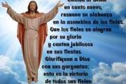 Salmo 149, 1-4. Jueves 23 de Septiembre de 2021.