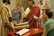 De la 1a carta del Apóstol San Pablo a Timoteo 4, 12-16. Jueves 16 de Septiembre de 2021.