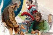 De la carta del Apóstol San Pablo a los Romanos 1, 1-7. Lunes 11 de Octubre de 2021.  Misa por la Nueva Evangelización de los Pueblos.