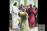 Evangelio San Lucas 13, 10-17. Lunes 25 de Octubre de 2021. Misa por los Enfermos.