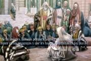 Evangelio San Lucas 11,42-46. Miércoles 13 de Octubre de 2021. Misa por la Santificación del Trabajo Humano.