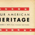 Our American Heritage
