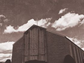 North Cleveland Church of God, circa 1967