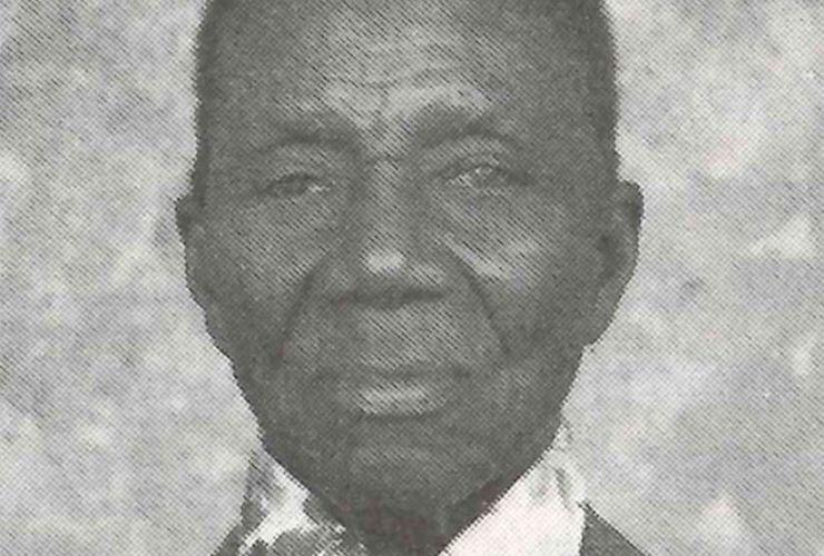 A. W. Rigby