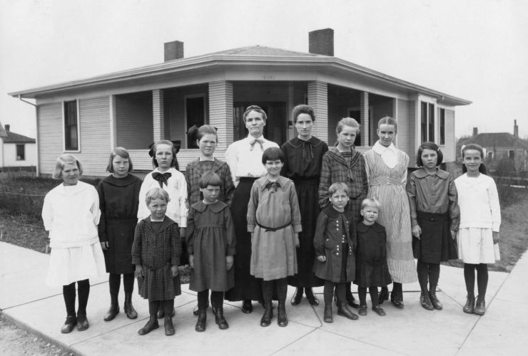 COG Orphanage