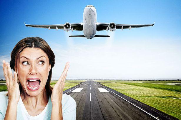 Φόβος για το αεροπλάνο: Θεραπεία με την χρήση της Εικονικής Πραγματικότητας.