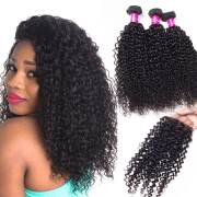 brazilian curly hair 3 bundles
