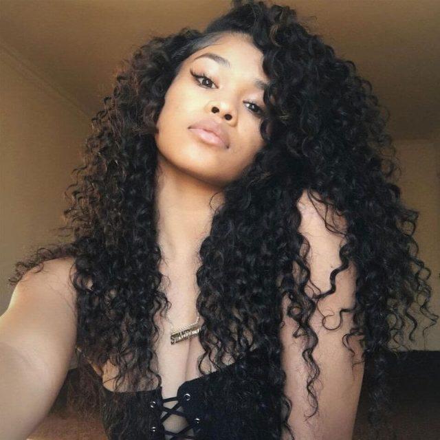 malaysian deep wave 3 bundles evan hair 10a grade deep curly hair wave virgin hair bundles human hair extension